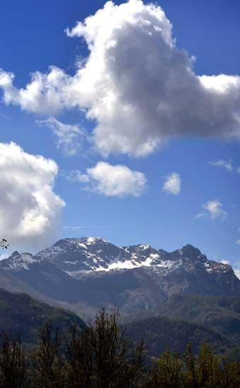 Photo Garfagnana: mountains and fun Locanda Francigena Lucca